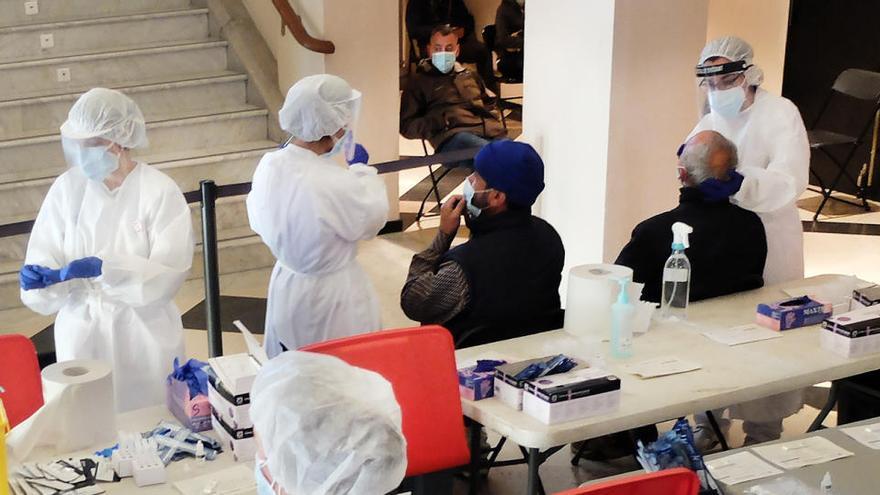 Empitjoren els indicadors de la pandèmia a Girona