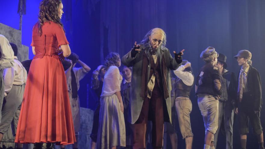 Manresa Teatre Musical explora el registre dramàtic amb bona nota