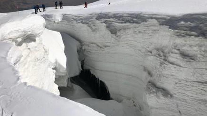 El aliento de Alfarp llega a 7.546 metros de altura
