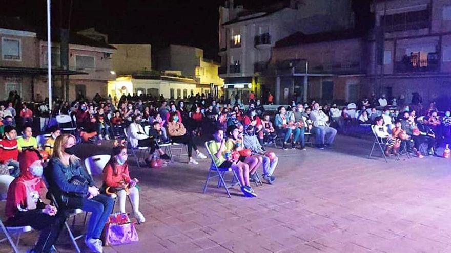 La 'fiesta' de Halloween que siembra la polémica en Ceutí