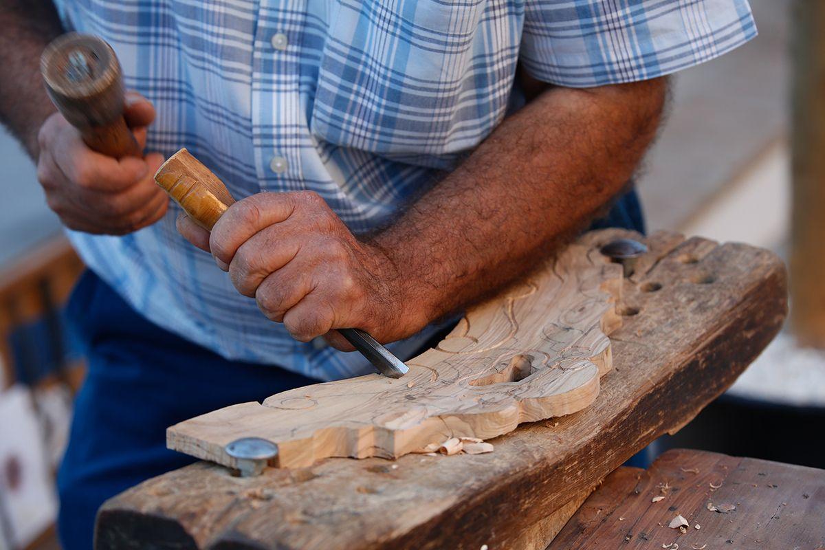 Castro del Río es artesanía