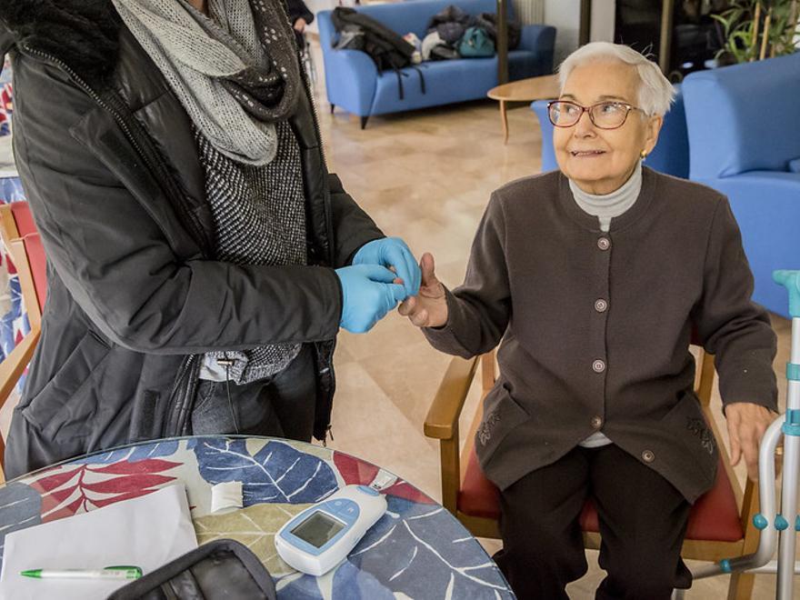 COEMUR rechaza que las enfermeras sean sustituidas  en las residencias de mayores