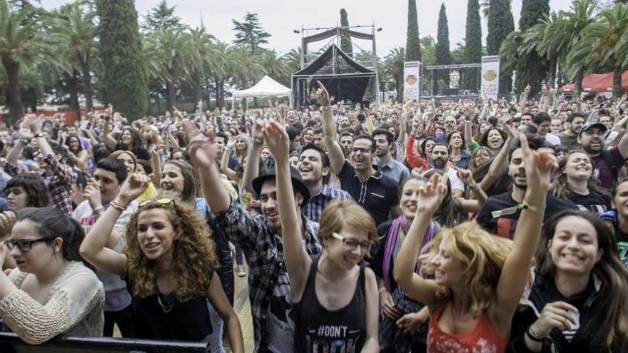 Oleada de festivales en Extremadura