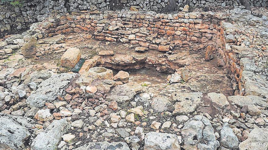 Concluye la campaña de excavación en s'Hospitalet vell