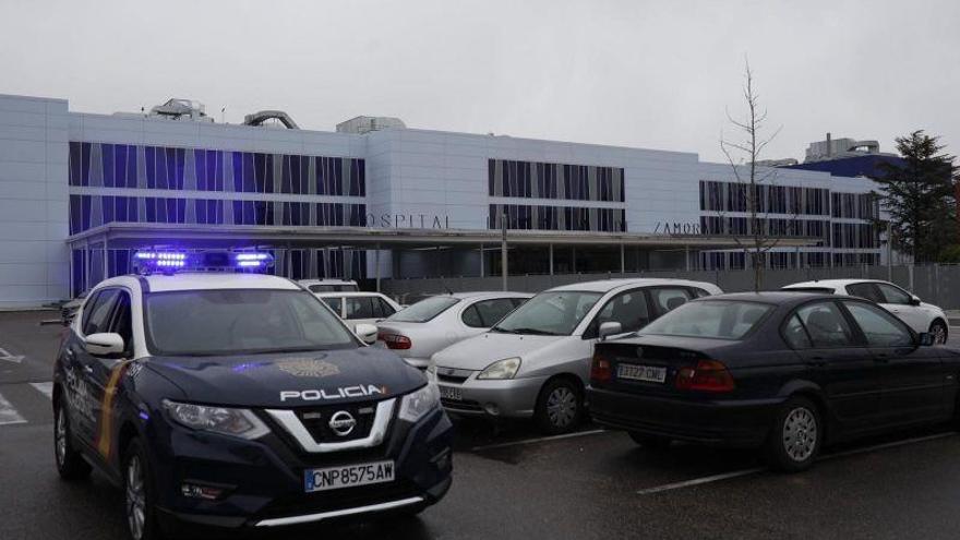 El Hospital Provincial de Zamora habilita la cuarta planta para enfermos de coronavirus