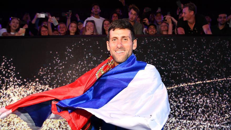 Djokovic confirma su presencia en los Juegos de Tokio