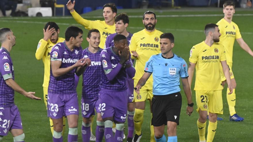 Dónde y a qué hora ver el Villarreal-Betis de Liga