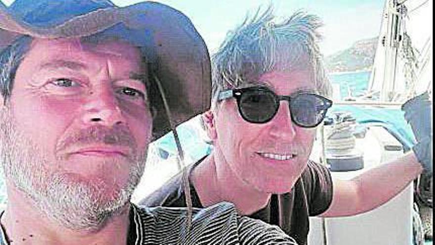 Jorge Sanz y David Trueba finalizan el rodaje