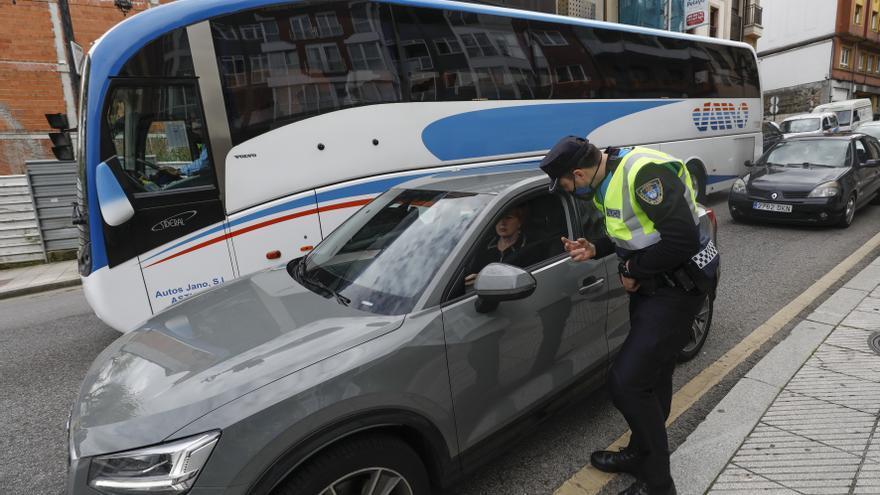 Así se aplica el límite a 30 kilómetros hora en Asturias