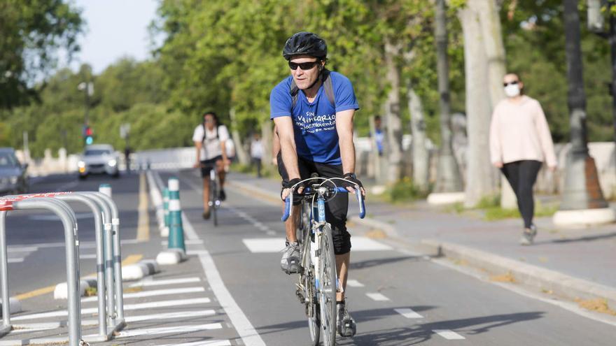 ¿Podré ir en bicicleta a otros municipios en la fase 2?