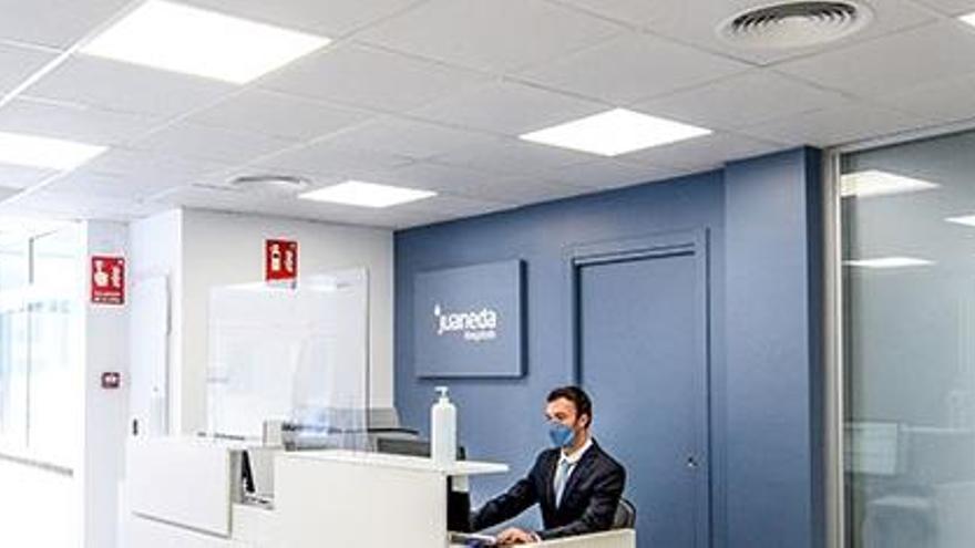 Hospital Juaneda Miramar habilita una unidad exclusiva para pruebas COVID-19