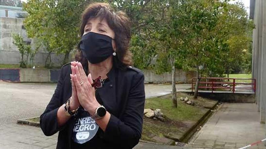 """Román Rodríguez asegura que la directora de Oleiros no fue cesada por """"el hecho en sí"""", sino por no informar a """"Inspección"""""""