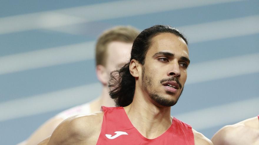 Mohamed Katir consigue la mínima olímpica en 1.500 metros