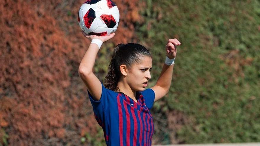 Helena Barco:«Veure créixer al primer equip, em motiva a tenir nous reptes»