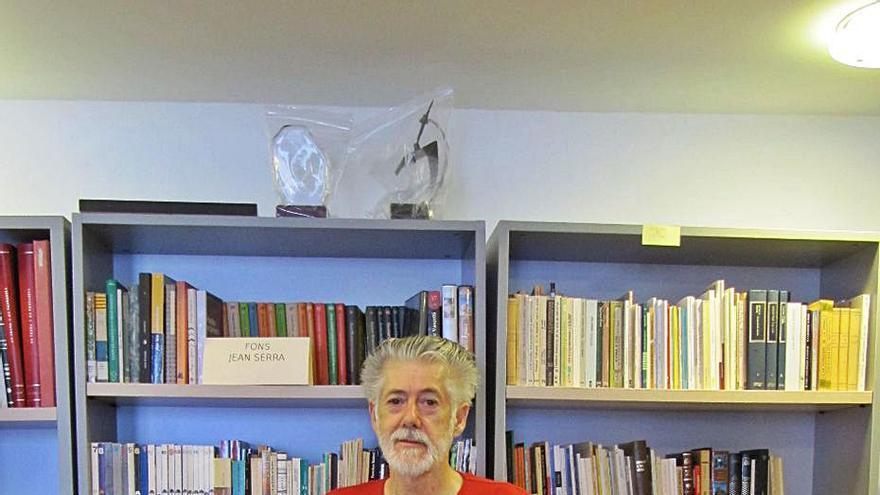 Jean Serra publica las vivencias de su padre, anarcosindicalista y lector voraz