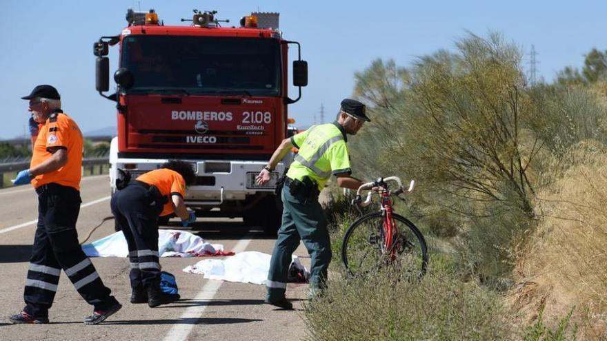 'Almas ciclistas' para concienciar en seguridad