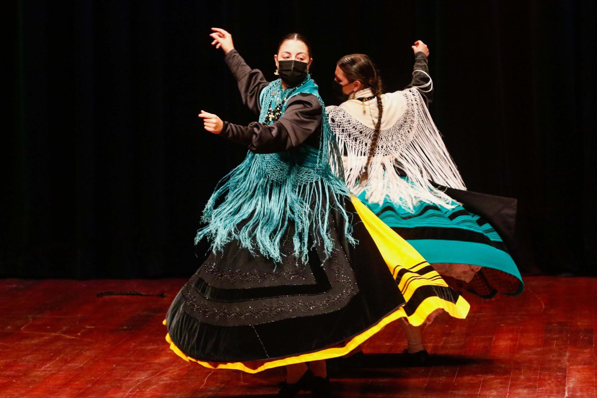 Vilagarcía despide con música y baile las fiestas de Santa Rita