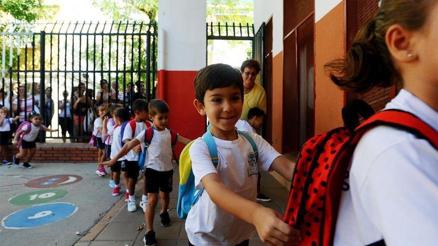Calendario del curso escolar 2021-2022 en Córdoba