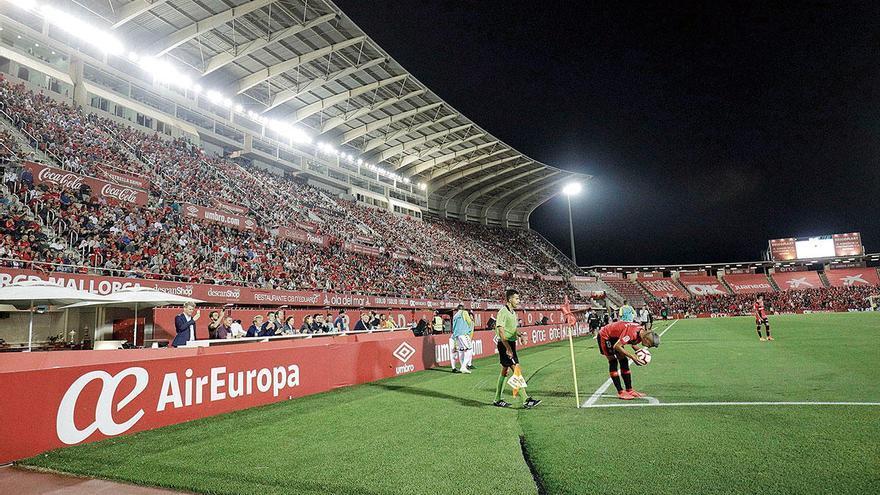 Real Mallorca darf das Stadion wieder komplett füllen