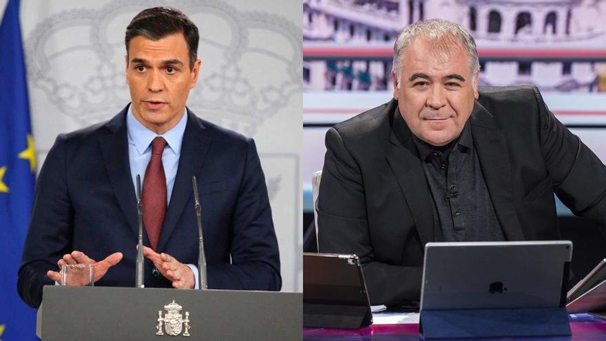 Pedro Sánchez también vuelve a LaSexta: será entrevistado por Ferreras en prime time