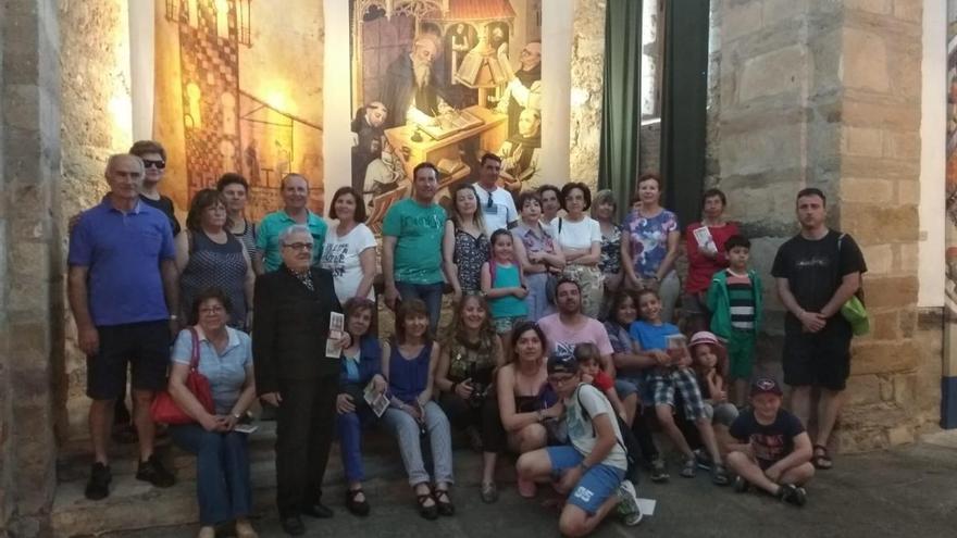 El Centro de Interpretación de los Beatos abre al turismo de martes a sábado