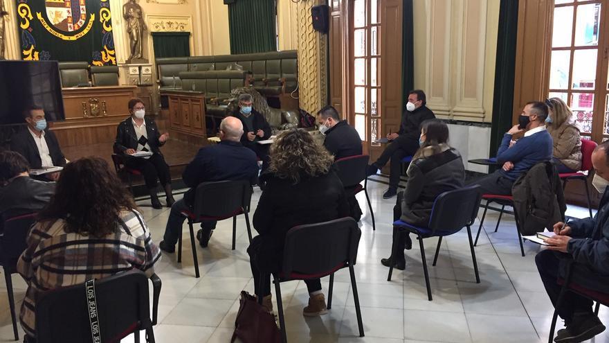 Comienza el Plan de Protección del Casco Histórico de Jumilla
