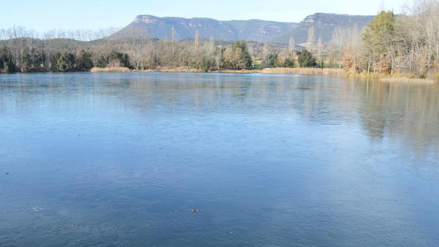 El llac de Graugés i cal Garretà, escenaris vitals d'un «enamorat del Berguedà»