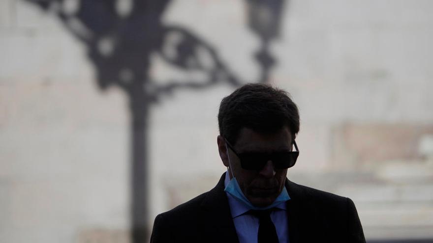 Juan Carlos Quer compara la tumba de su hija con la mansión de Pablo Iglesias