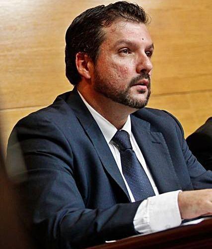 Ángel Espiniella. | LNE