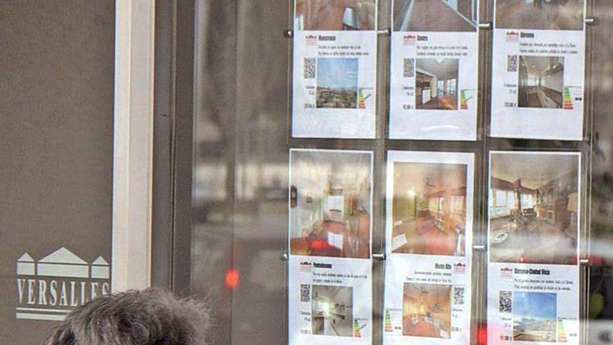Galicia lidera la caída del precio de la vivienda usada en los últimos cinco años