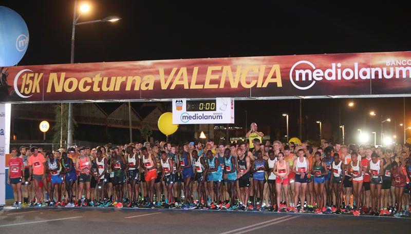 15k Nocturna de València 2019