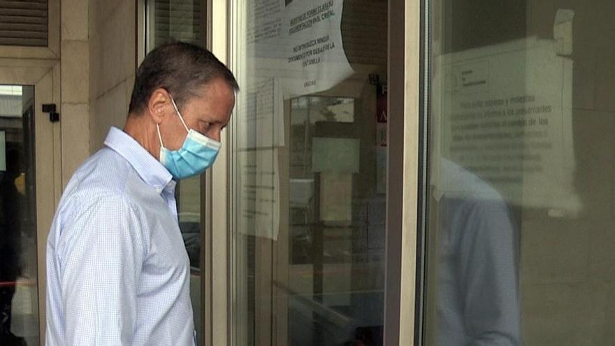 La investigación a Zaplana se queda en València