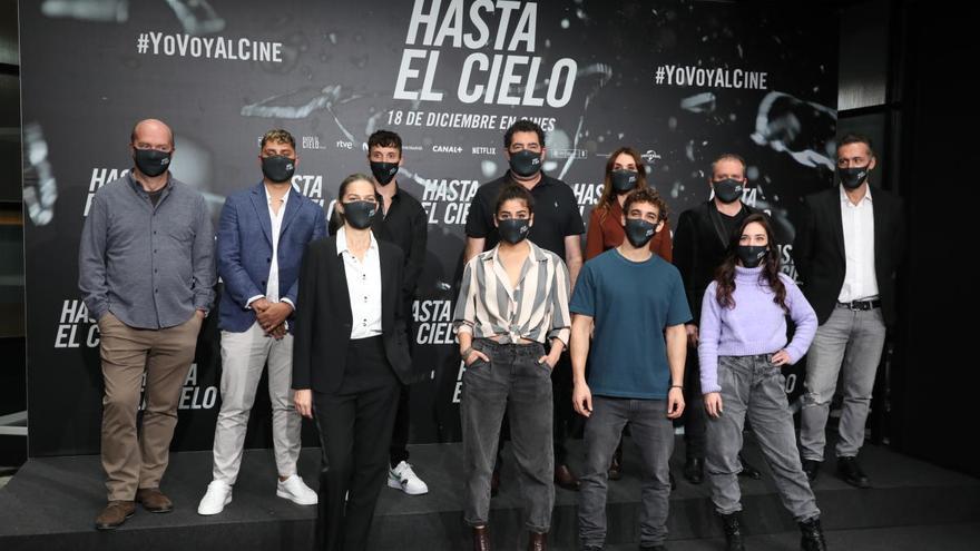 La adrenalínica 'Hasta el cielo' continuará con una serie en Netflix