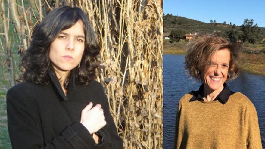 'Al aire libre', con Penélope Aboli y Patrin García-Barredo