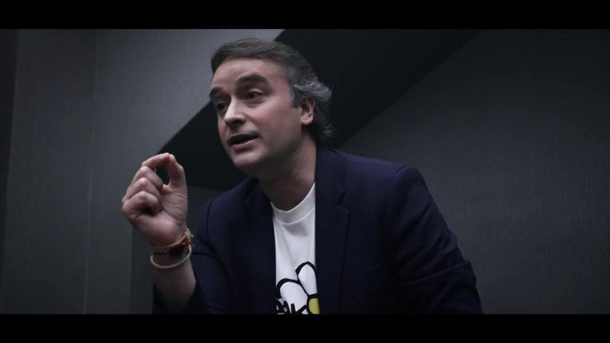 Iván Redondo pide a Jordi Évole que haga un corte en su entrevista