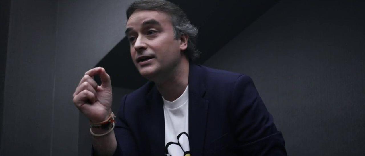 Iván Redondo en 'Lo de Évole'.
