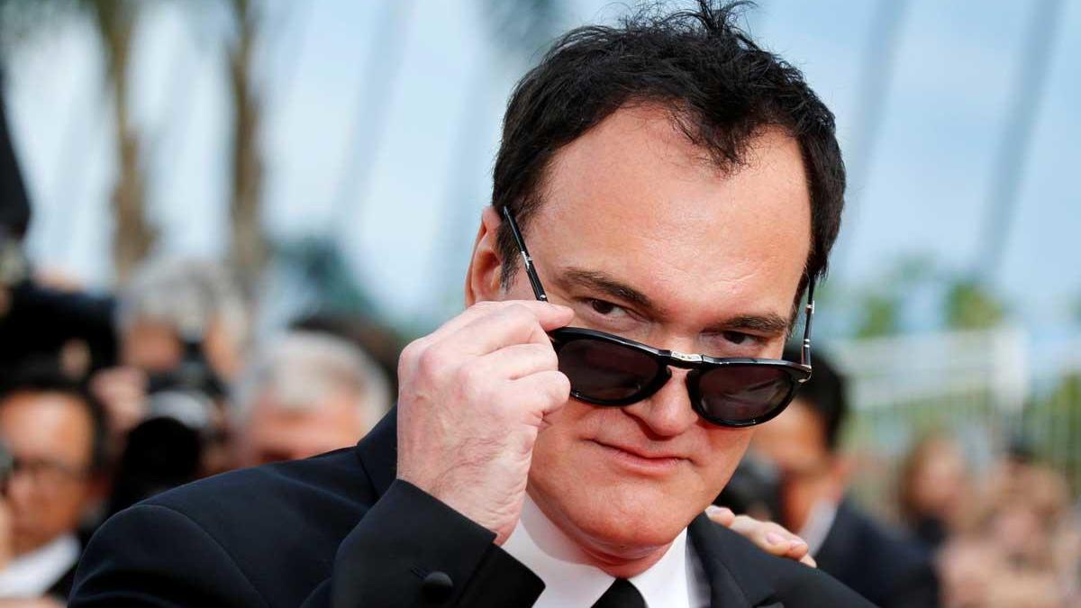 El director Quentin Tarantino.