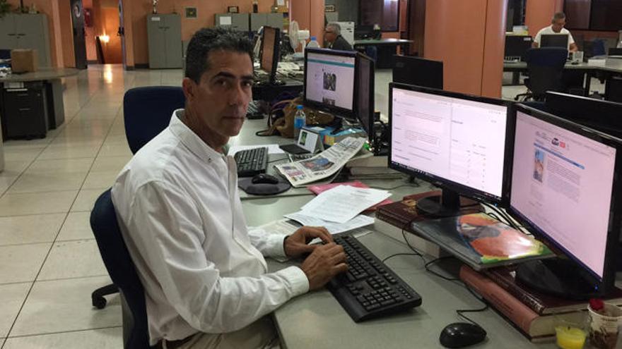 Encuentro digital sobre El Risco de San Nicolás