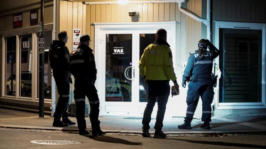 Un ataque con arco y flechas siembra el pánico en Noruega