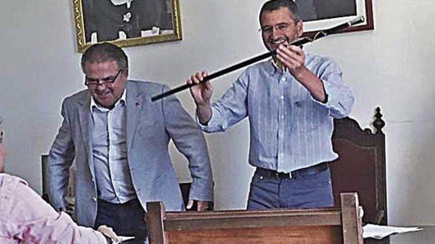 Joan Ribot (El Pi) es investido alcalde de Ariany por cuarto mandato seguido