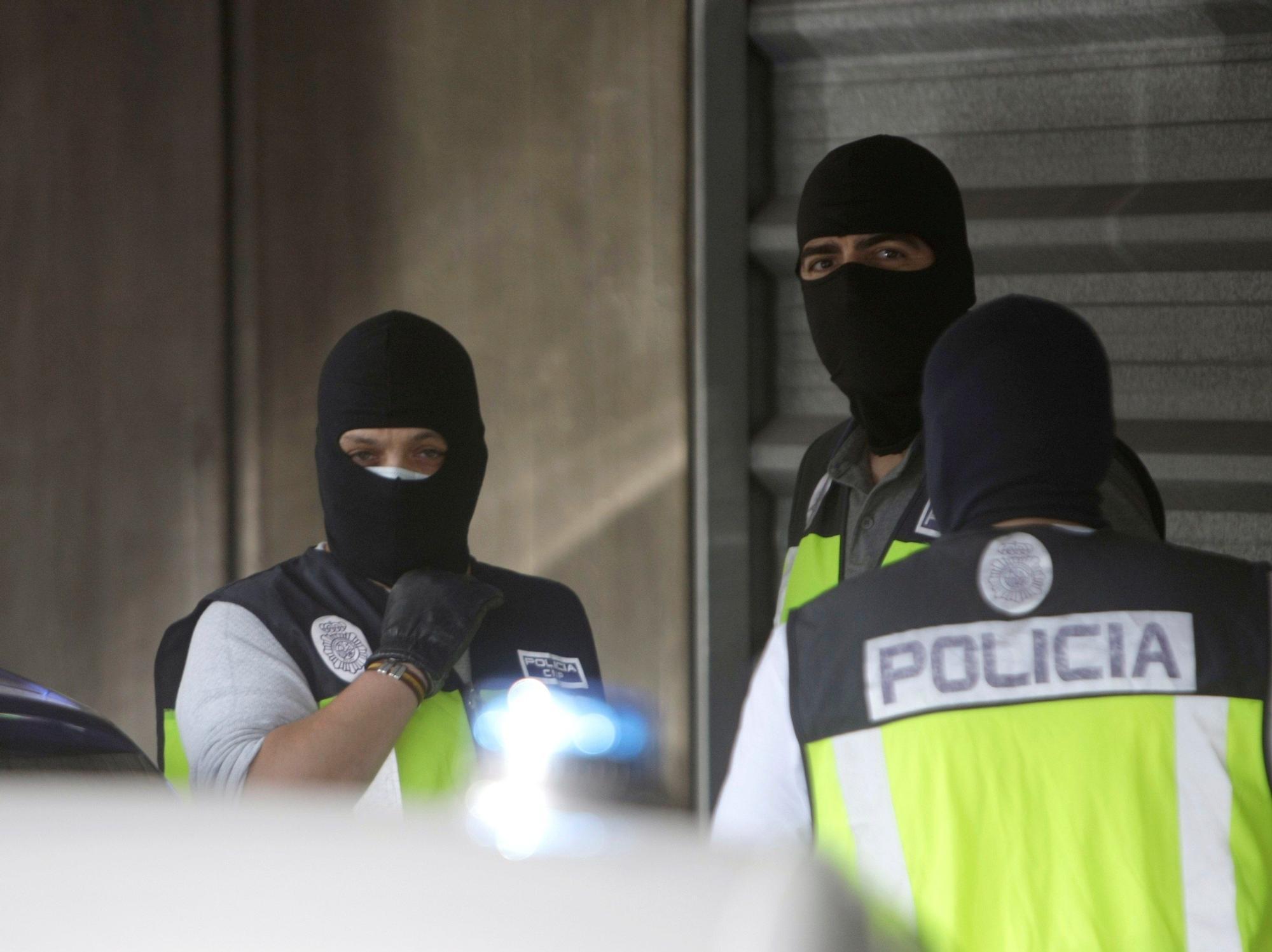 Los cuatro detenidos por el crimen de Samuel en A Coruña ya están a disposición judicial