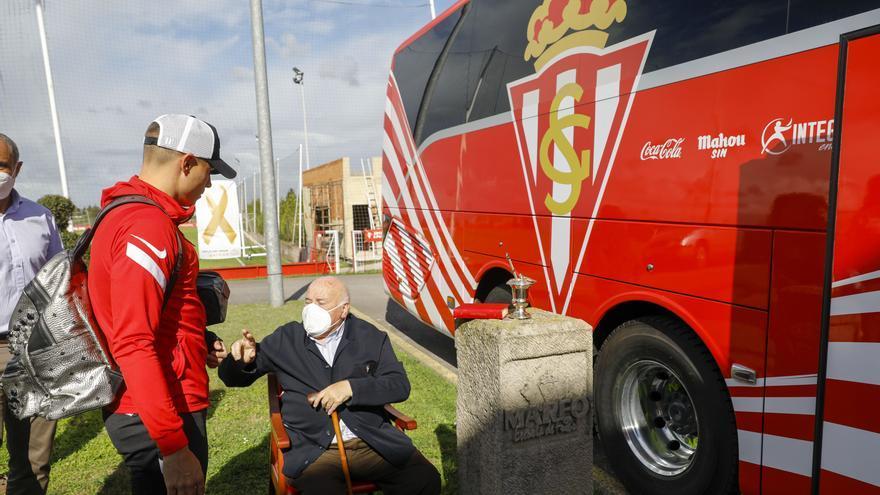 La opinión del día sobre el Oviedo, el Sporting y el adiós de Maxi: Punto, páter y adiós