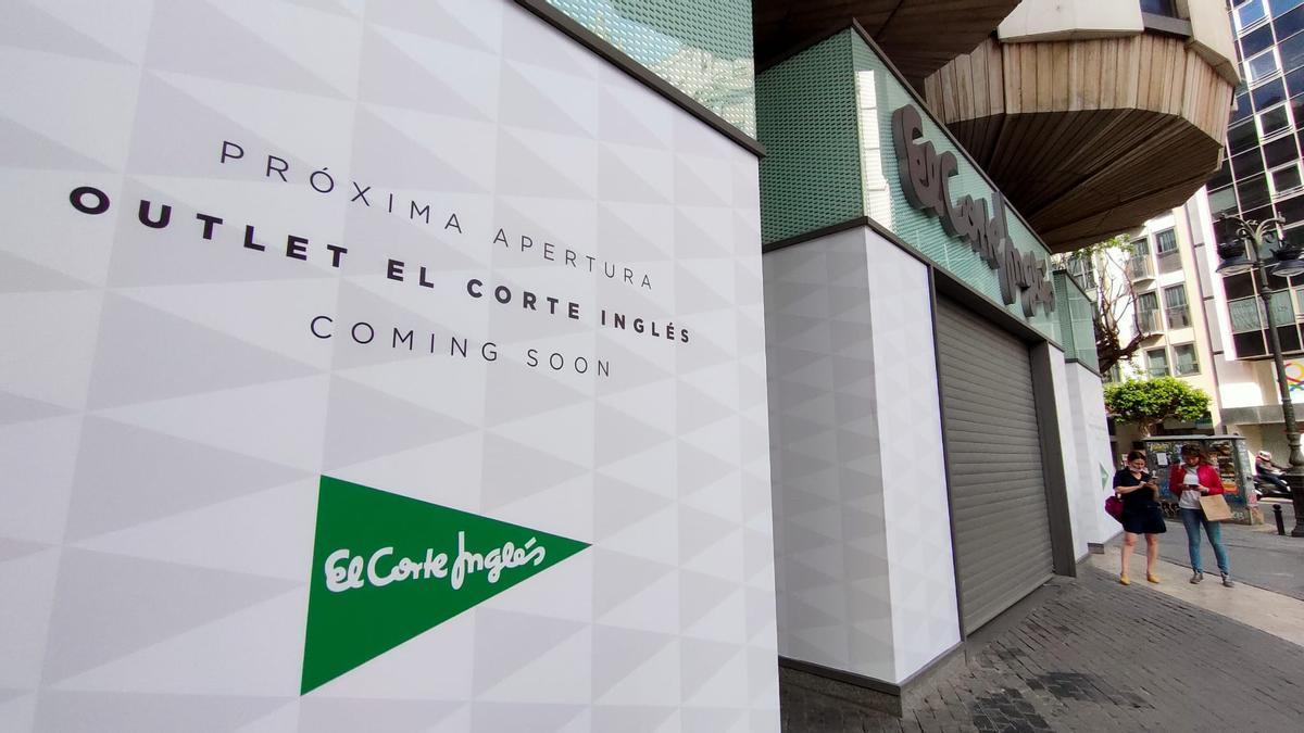 Nueva apertura de El Corte Inglés en València