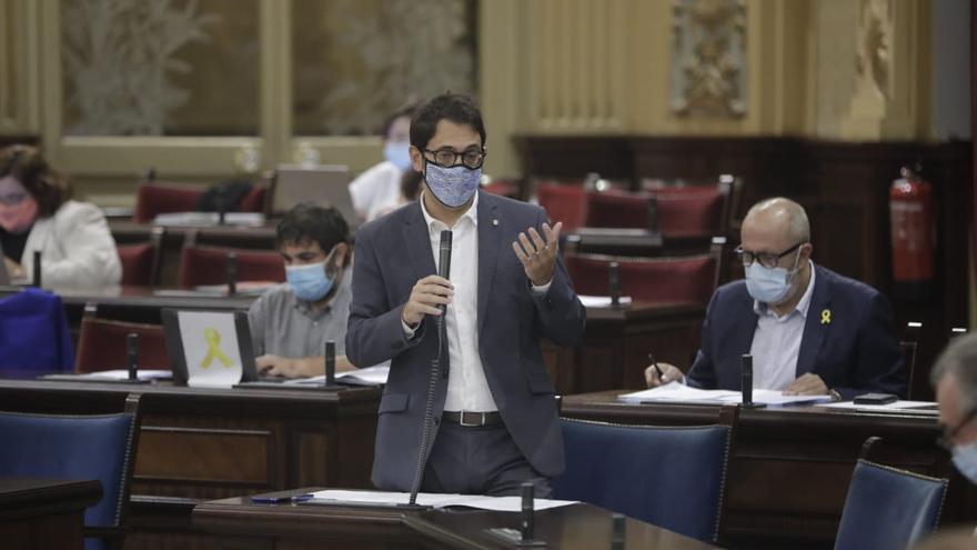 """Negueruela: """"Las restricciones van de salvar vidas, no de matar la economía"""""""