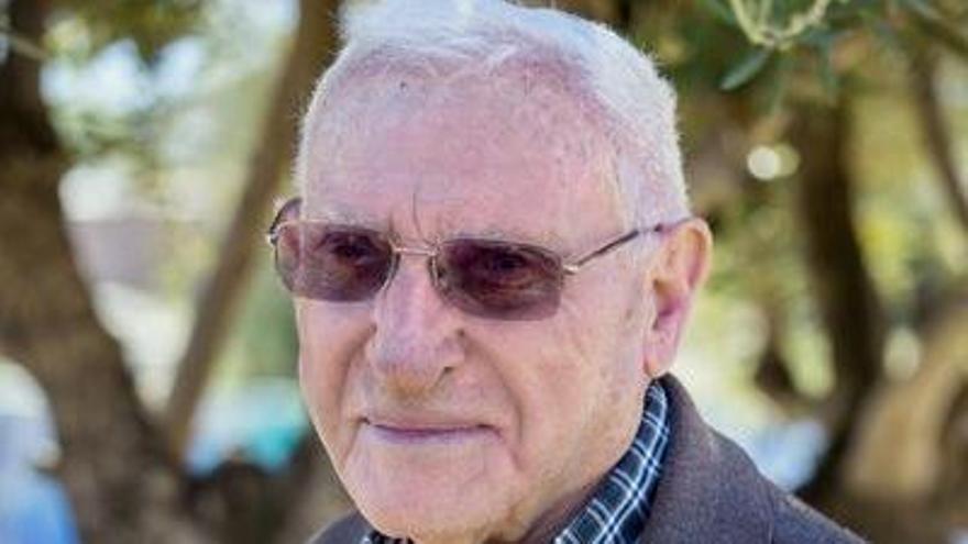 Fallece un miembro histórico del PCE y de EU en Petrer