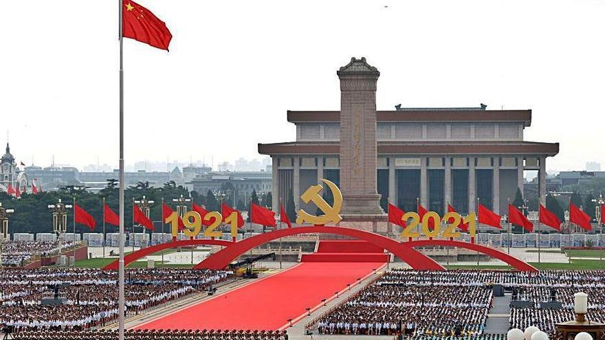 La Xina alerta qui vulgui frenar el seu auge «irreversible»