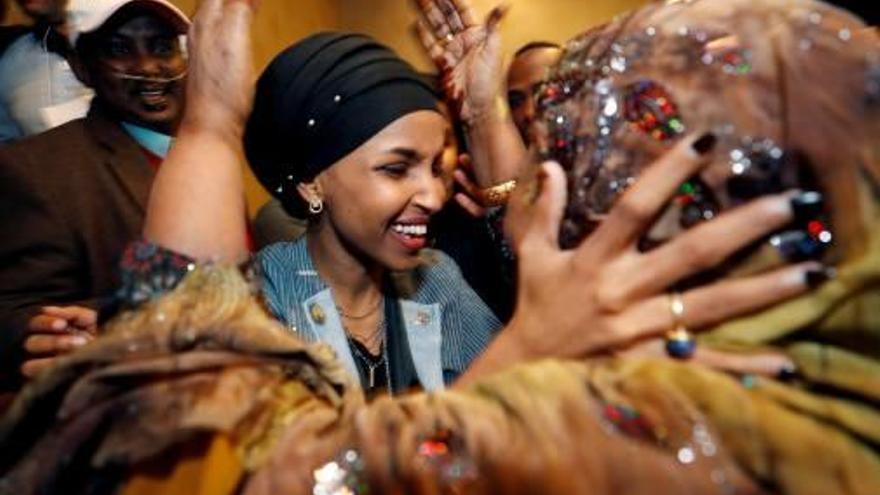Escullen dues congressistes musulmanes per primera vegada als Estats Units