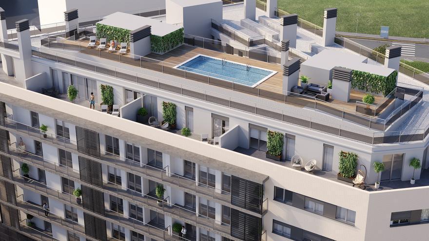 Aelca promueve 400 viviendas en la C. Valenciana