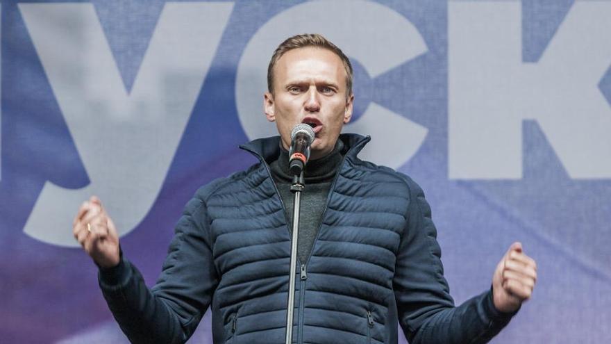 Los médicos alemanes aseguran que el opositor ruso Alexei Navalni fue envenenado