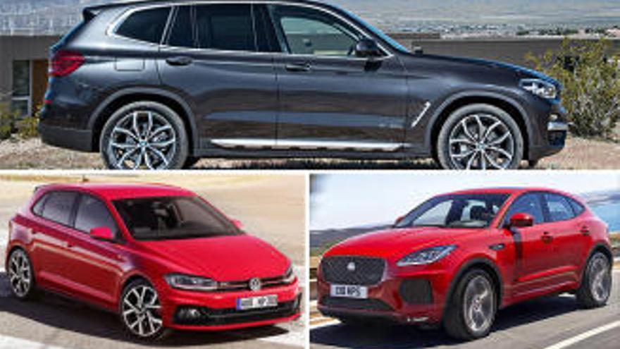 L'últim de Jaguar, BMW i Volkswagen, candidats de setembre al Cotxe de l'Any
